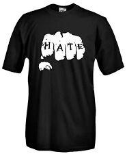 Maglia Hate P35 Arti Marziali Pugilato Kick Boxing T-shirt Muay Thai MMA