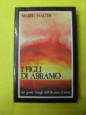 HALTER - FIGLI DI ABRAMO - ED.SUGARCO - 1990
