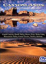 Canyonlands: A Southwest Desert Odyssey (DVD, 2006)