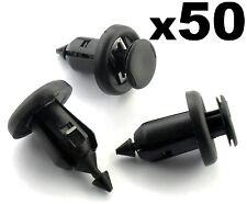 50x Honda Paraurti, Passaruota Fodera, Splashguard & Motore Undertray Trim Clip