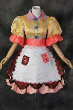 H-173 Alice Madness Returns Misstitched Cosplay Kostüm Kleid Karneval