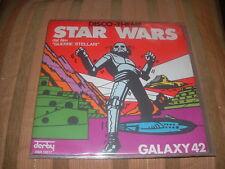 "GALAXY 42 "" STAR WARS "" O.S.T. GUERRE STELLARI ITALY'77"