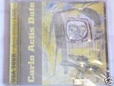CARLO ACTIS DATO USA TOUR 2001 SPLASCH  Italy Jazz CD