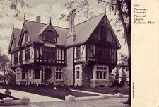 Pre-1907 PARSONAGE UNITARIAN MEMORIAL CHURCH FAIRHAVEN, MA