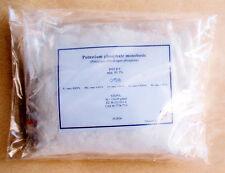 Potassium dihydrogen phosphate (Monopotassium, monobasic)- 99% 50-100-800g-1.6kg