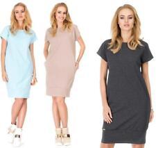 Kleid klassisch elegant Sommer Mini-Kleid Gr. 36 38 40 42, M184