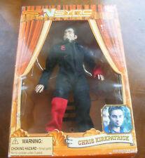 Nsync Marionette Living Toyz Doll Chris Kirkpatrick in Original Box