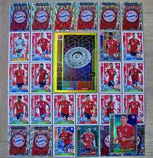 Match Attax 2018 2019 18 19 Basis, Clubkarte, HHeld, MW, LE, ALLE Bayern München