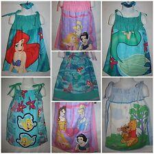 NEW Disney Princess Little Mermaid Ariel Boutique Custom Pillowcase Dress Pooh