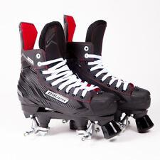 Bauer Quad Roller Skates - NS - 2018 Model - No Wheels