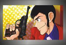Adesivo manga - anime  LUPIN   III  autocollant sticker aufkleber