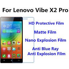 3pcs For Lenovo Vibe X2 Pro High Clear/Matte/Nano Explosion/Anti Blue Ray Film