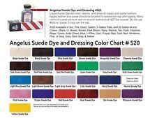 Angelus Suede Dye & Dressing
