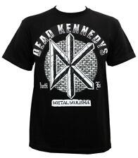 METAL MULISHA Bricks Dead Kennedys Logo T-Shirt Black S-2XL NEW