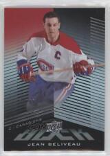 2014-15 Upper Deck Ice UD Black #28 Jean Beliveau Montreal Canadiens Hockey Card
