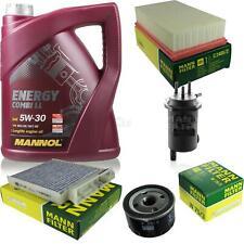 CAMBIO Olio Set 5l MANNOL ENERGY COMBI LL 5w-30 Uomo ispezione Service 10052798