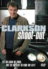 Clarkson - Shoot-Out [DVD], Very Good DVD, Jeremy Clarkson,