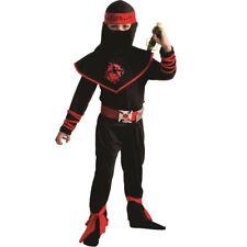 Bambini Ninja Warrior Costume Da Dress Up America