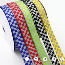 25 mm Reflexband Reflektorband, Reflexborte, Reflexstreifen, 5 Farben