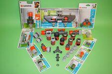 GARDENA®  Verbinder  Wasserstop Verteiler Adapter Kupplung  etc. - zur Auswahl
