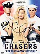CHASERS rare Navy Comedy TOM BERENGER Gary Busey DWIGHT YOAKAM Erika Eleniak '93