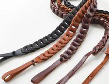 Franklin Strap - Mandolin Strap Handmade Link Style Design