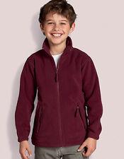 sols enfants fleecejackeantipilling-fleece 2 poches zippées Veste 104-164