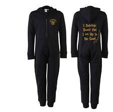 Boys girls pyjamas one piece all in one sleep suit harry potter kids gift