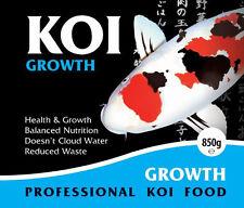Koi Food...KOI Growth...Quality Koi & Pond Fish Food 3mm-6mm Pellet