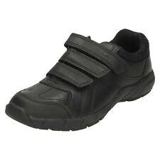 Boys Clarks School Shoes 'Air Learn'