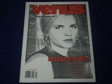 2000 FALL VENUS MAGAZINE - MASCOTT - PHOTOS - ISSUE NO. 8 - II 9290