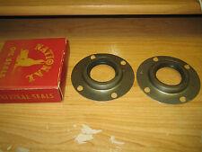 NOS 1956-1961 Jaguar 2.4 Litre 3.4 Litre Rear Wheel Outer Oil Grease Seals