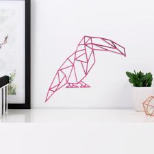 """Kleinlaut 3D-Origami """"Tukan"""" 32 Farben & 5 Größen Geschenkidee Gebutstag"""