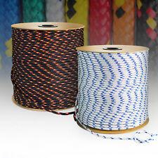 Polypropylenseil 2 bis 20mm Seil  Schnur Tauwerk Flechtleine Seile Leine Farben