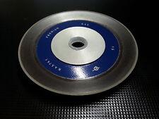 Diamant und CBN Schleifscheibe 12V9-20° Ø 125, 175, 200 PREMIUM CNC - Qualität!
