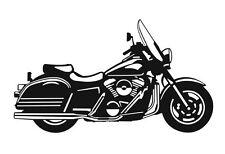 Kawasaki VN 1500 Classic Tourer Aufkleber