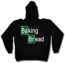 Baking Bread hooded Sweat-Hoodie Breaking panadero pastelero Bad sudaderas
