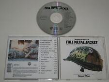 FULL METAL JACKET/SOUNDTRACK/VARIOUS ARTISTS(WARNER BROS. 7599-25613-2) CD ALBUM
