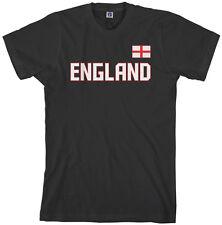 Threadrock Men's England National Team T-shirt london flag