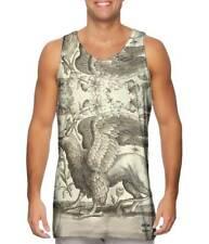 Yizzam- Wenceslas Hollar - New Men Tank Top Tee Shirt XS S M L XL 2XL 3XL 4XL