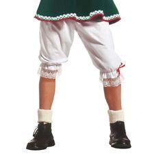 Liebestöter weiß Trachtenhose Oktoberfest Knickerbocker Hose Rüschen Unterhose