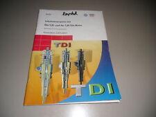 SSP 223 VW 1,2 l 1,4 l TDI Motor Audi A2 Stand 06/2000