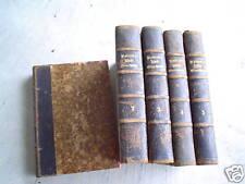 1869 German Book Set Allgemeine Welgeschichte LOOK