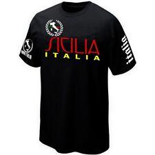 T-Shirt SICILIA ITALIA italie Maillot ★★★★★