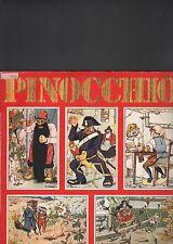 FIABE CELEBRI - pinocchio LP