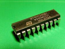 M74HC240B1R 74HC240 74HC CMOS 74240 STMicroelectronics