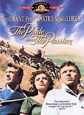 The Pride and the Passion (DVD, 2009)Cary Grant-Sophia Loren-Frank Sinatra