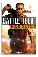 Battlefield Hardline Shotgun Poster New - Maxi Size 36 x 24 Inch