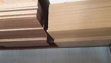 Holzbrett, Holzboden 19 mm, Spanplatte  verschiedene Dekore 3kant Umleimer