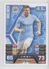 2013 2013-14 Topps Match Attax English Premier League #424 James Milner Card